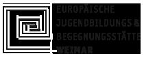 Logo Europäischen Jugendbildungs & Begegnungsstätte Weimar