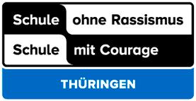Logo Schule ohne Rassismus –Schule mit Courage